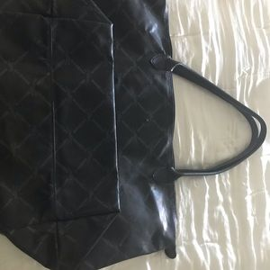 Longchamp Bags - Longchamp Black Tote